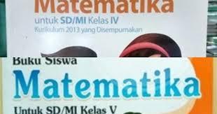 Pembahasan soal latihan uts/ pts matematika kelas 5 semester ganjil kurikulum 2013 revisi th. Buku Matematika Kelas 5 Sd Mi Kurikulum 2013 Sekolahdasar Net