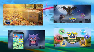 Pokemon Go Confirmed Events in November