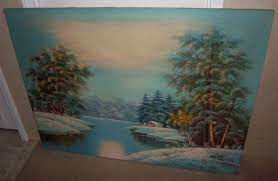 this is an unidentified oil painting from denise on the signature image to see the artwork