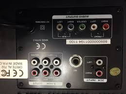 5.1 ses sistemi kurulum ACİL YARDIM