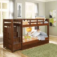girls loft bunk beds