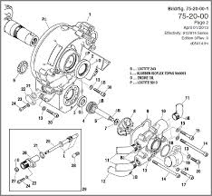 skydrive products 912 914 water pump drive diagram