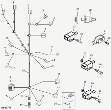 unique john deere lt155 electrical wiring diagram lt 150 fusible link where the heck is it