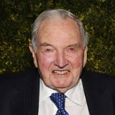 David Rockefeller Quotes About Hard Work | A-Z Quotes via Relatably.com