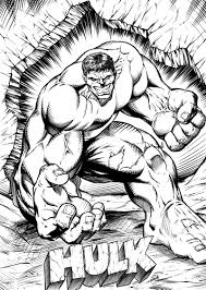 Small Picture incredible hulk coloring pages Archives Best Coloring Page