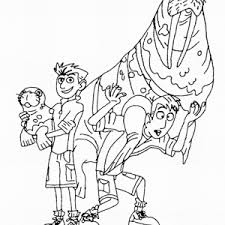 Pics Of Creature Powers Wild Kratts Coloring Pages Printable Adult