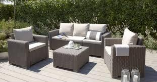 the best rattan garden furniture