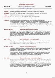 Motion Control Engineer Sample Resume