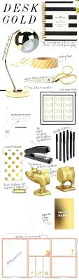 damask office accessories. Interesting Gold Desk Accessories Office Style Black And White Damask