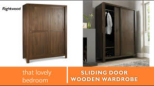 New Design Furniture Wooden Wardrobe Almirah With Slider Doorsnew Design 2017