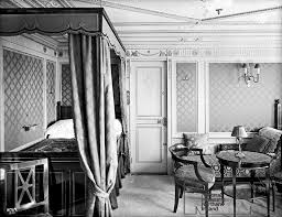 Titanic First Class Suite Bedroom. U0027b64u0027