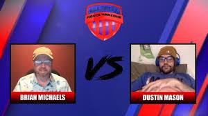 Movie Warzone: Brian Michaels vs Dustin Mason - YouTube