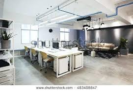 modern interior office stock. Fashion Modern Office Interiors Stock Photo Royalty Free . Interior B