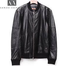 armani leather jacket in india