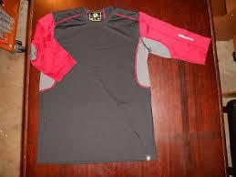 Mens Demarini Baseball Shirt Size L Black Fashion