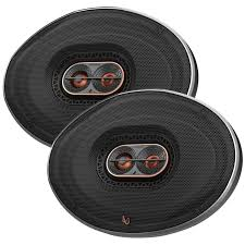 infinity car speakers. infinity by harman reference 6x9 speakers 3 way pair: classic car stereos