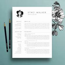 Contemporary Resume Templates Free Modern Resume Template Free Best Of Editable Resume Templates 51