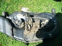 craftsman lawn mower belts trctor belt routing sears parts diagram riding