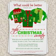 Ugly Christmas Sweater Party Invitation Ugly by InvitationBlvd, $7.00 If  you need some ugly #