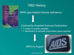 Gay related immune disease