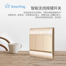 [USD 39.66] <b>Smart wireless switch</b> panel <b>smart</b> home <b>wiring</b>-<b>free</b> ...
