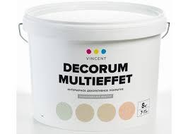 Декоративное <b>покрытие Vincent Decorum</b> Multieffet D-2 / <b>Винсент</b> ...