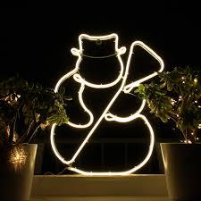 Amazonde Weihnachtsdeko Fenster Led Schneemann