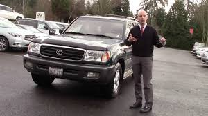 2000 Toyota Land Cruiser review - In 3 minutes you'll be an expert ...