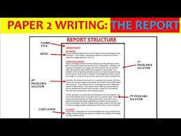 Paper Reports Reports Paper 2 Writing Exam Eduqas Gcse English Language