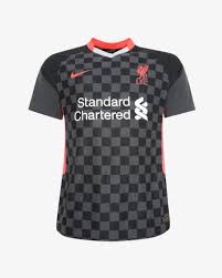 New liverpool away jersey leaves fans bemused over bizarre colour choice. Liverpool S New Third Kit For 2020 21 Unveiled On Eve Of Season Anfield Online