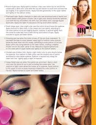 sle pages from textbooks on makeup