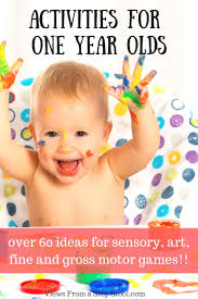 from sensory science and arts and crafts to gross and fine motor skill builders