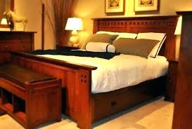 Storage Bed Frame Plans Queen Free Twin Craftsman Bedroom Furniture ...