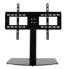 Tv stand and mount Line Designs Shopjimmy Universal Tv Stand Base Wall Mount For 37quot 55quot Inch Lustaco Amazoncom Shopjimmy Universal Tv Stand Base Wall Mount For 37