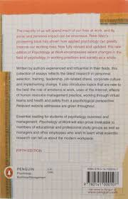 psychology at work amazon co uk peter warr 9780141000107 books