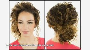 Wedding Hairstyles Naturally Curly Wedding Hairstyles