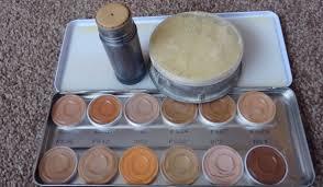 review kryolan tv paint stick translucent powder raji osahn you