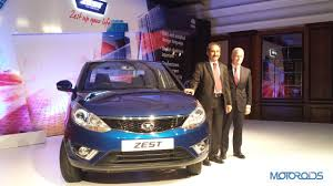 tata zest launched image 2