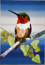 Free Hummingbird Quilt Patterns - Bing Images | Crafty | Pinterest ... & Hummingbird quilt by JoAnn Camp Adamdwight.com