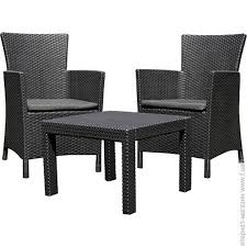 <b>Комплект мебели Allibert Rosario</b> balcony set graphite на IZI.ua ...