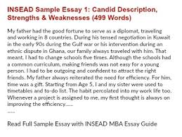 insead mba essay tips give a candid description of yourself   our insead mba essay guide for complete insead mba essay tips plus 200 pages of general essay writing storytelling editing tips