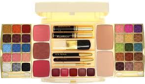 just gold makeup kit set of 49 piece jg930