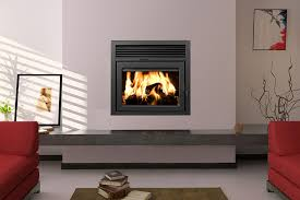 image of zero clearance fireplace insert