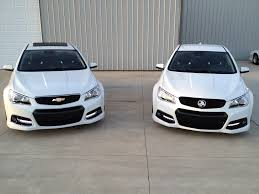 What could be better than a 2015 SS M6? - Chevy SS Forum