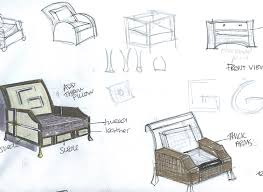 Furniture Sketches Beautiful Modern Furniture Sketches Design Expansive In Decorating