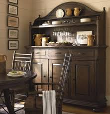 Paula Deen Kitchen Furniture Down Home Hostess Credenza And Hutch By Paula Deen By Universal