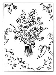 Disegni Primavera Da Stampare E Colorare Disegno Da Stampare E