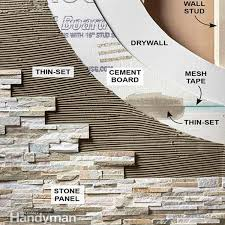 here s how building a faux wall works