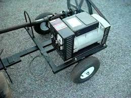 homemade generator. Homemade PTO Generator