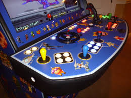 4 Player Arcade Cabinet Kit 4 Player 40 Led Home Arcade Game Arcadesrfun